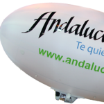 Indoor airships, Andalucia, front