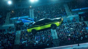 Subaru Imprezza and Dodge Challenger for Fast&Furious Live show